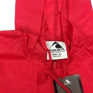 596719bd5d9 Augusta Sportswear Jackets   Coats - Augusta Sports Wear Mens Rain Jacket  Hooded XL